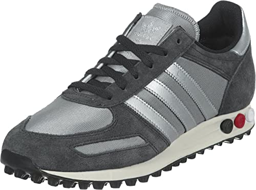 adidas trainer grigie e viola