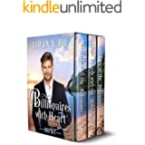 Billionaires with Heart Series: A Clean and Wholesome Romance Collection