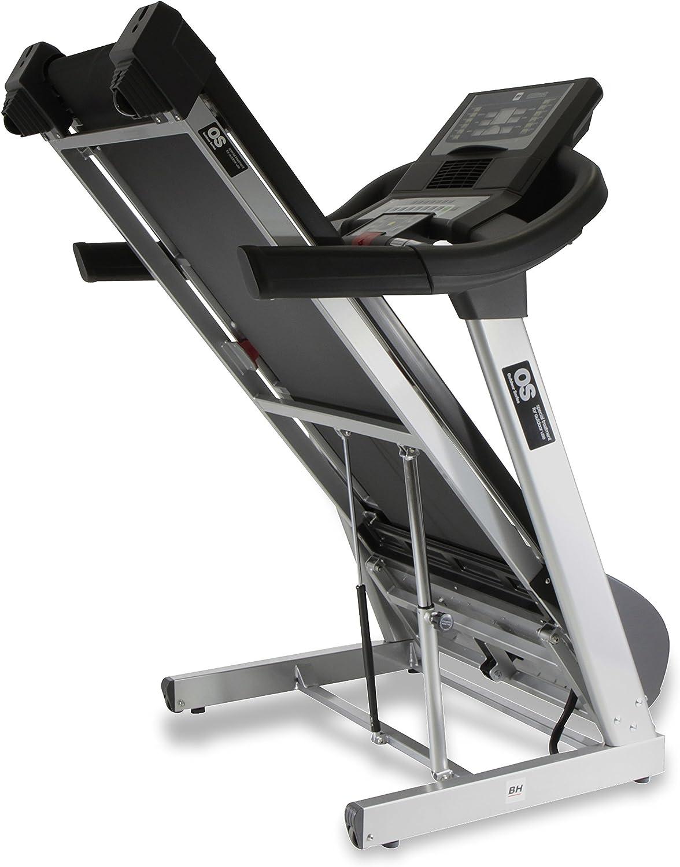 BH Fitness - Cinta de Correr outtrack Zero: Amazon.es: Deportes y ...