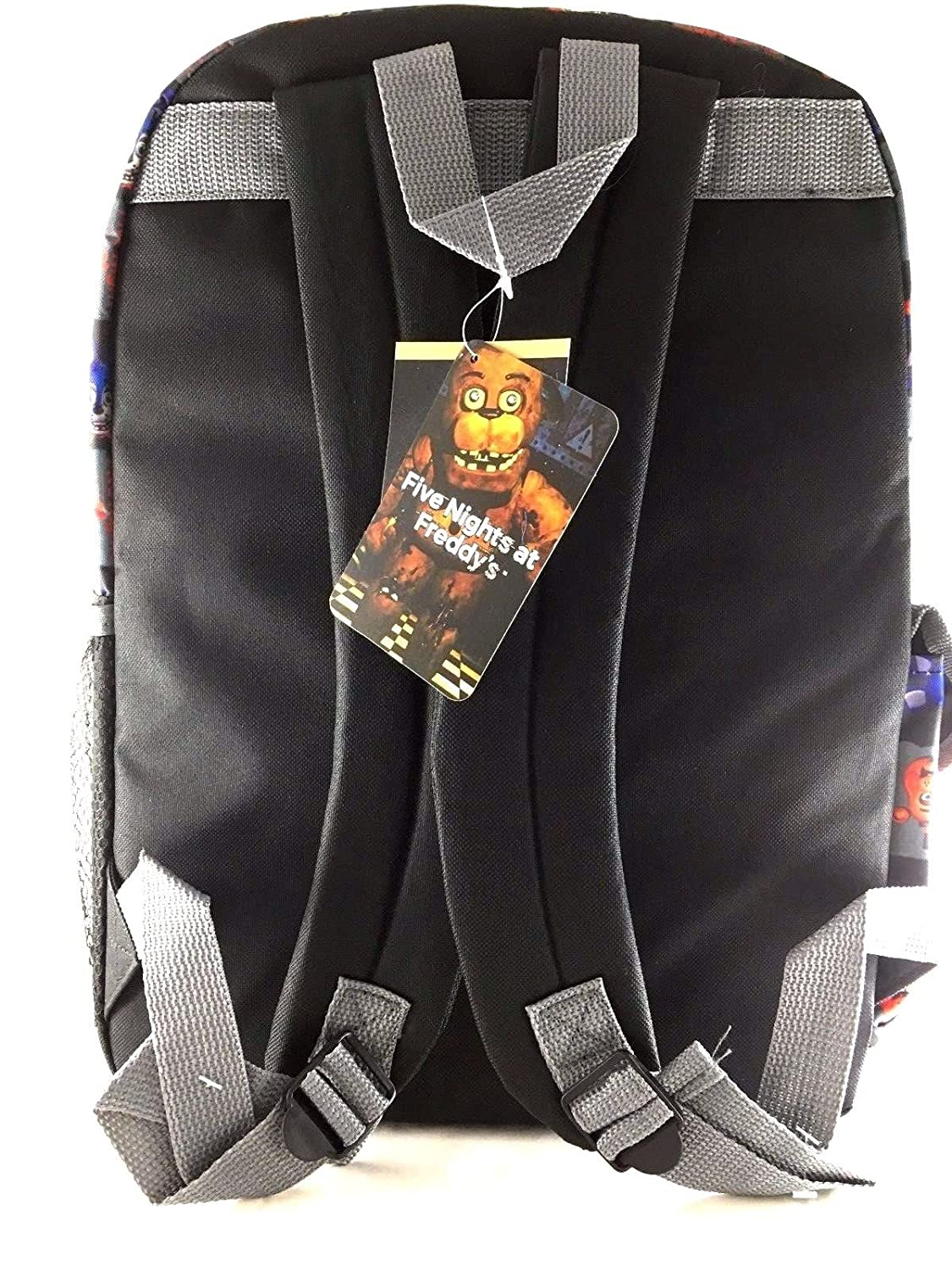 Five Nights at Freddy s Large Backpack 16 Boys School Book Bag Plus Lunch Bag
