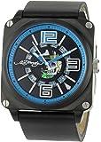 Ed Hardy Men's SK-BL Slick Blue Watch