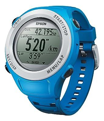 52fbf56495 [エプソン リスタブルジーピーエス]EPSON Wristable GPS 腕時計 GPS機能付 SF-110C