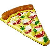 Floatie Kings Pizza Flotador de Piscina - Inflable Gigante