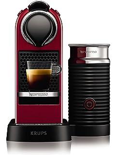 Krups YY2730FD Machine à Café Nespresso Citiz   Milk avec Mousseur à Lait  Aerocino Espresso Cappuccino 59d6e3d4c81b