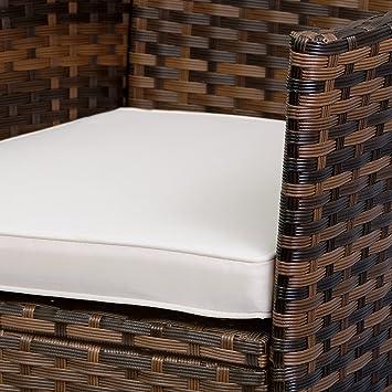 Casa e cucina Arredamento Miadomodo Set di 2 sedie poltrone