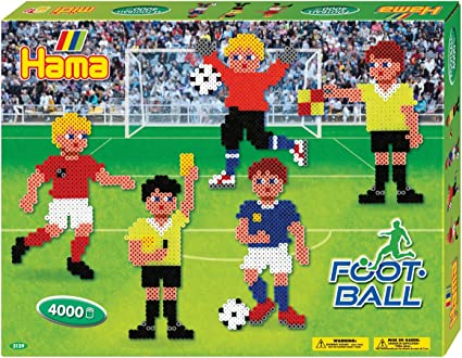 Hama Beads Football Gift Box Large