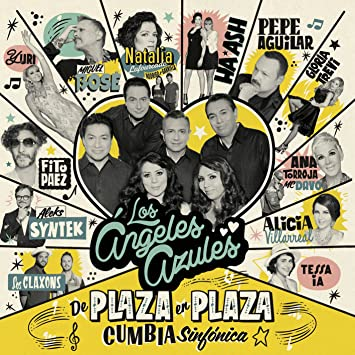 Los Angeles Azules De Plaza En Plaza Amazon Com Music