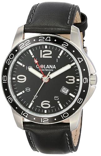 26b36427b24b Golana Aero Pro Swiss Made AE300.1 - Reloj de Caballero de Cuarzo ...