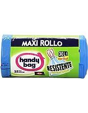 Handy Bag Bolsas para Basura con Autocierre Cubo Normal - 25 Unidades