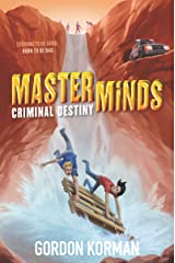 Masterminds: Criminal Destiny Kindle Edition