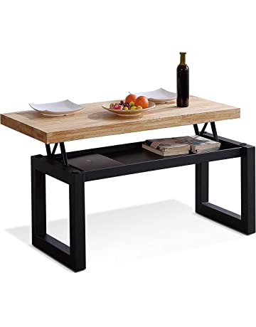 Amazon.es: Mesas, mesas de centro, mesas auxiliares, mesas ...