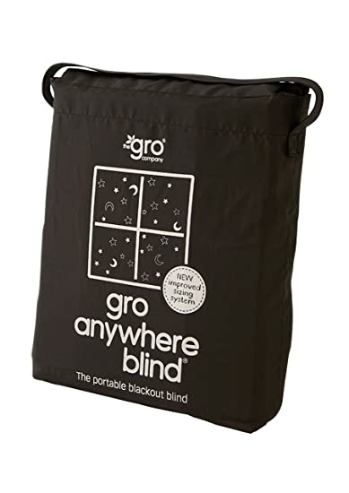 the gro company gro anywhere blind - Blackout Blinds For Baby Room