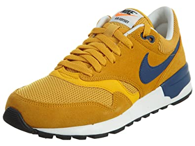 Nike AIR ODYSSEY mens fashion-sneakers 652989 Gold Leaf Coastal Blue-univers  8 D(M) US  Amazon.in  Shoes   Handbags 2564f7784f17