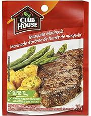 Club House, Dry Sauce/Seasoning/Marinade Mix, Mesquite, 30g