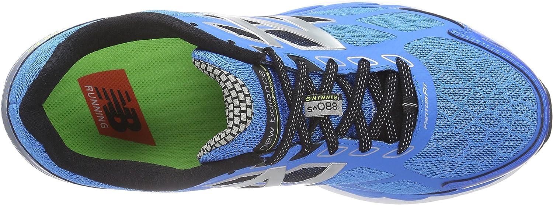 New BalanceM880 D V5 - Zapatillas de Running Hombre, Color Azul, Talla 42: Amazon.es: Zapatos y complementos
