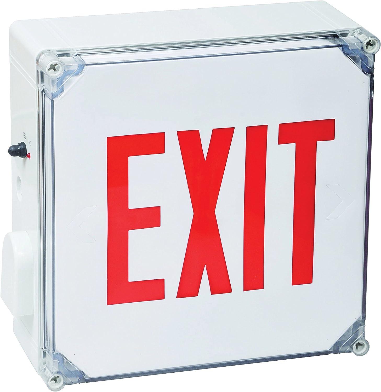FHEX25REM Fulham Lighting Fulham Emergency Exit Sign