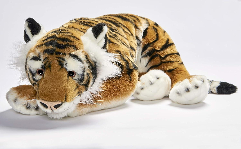 Anima 1928 Tigre Brun 70cmL Peluche
