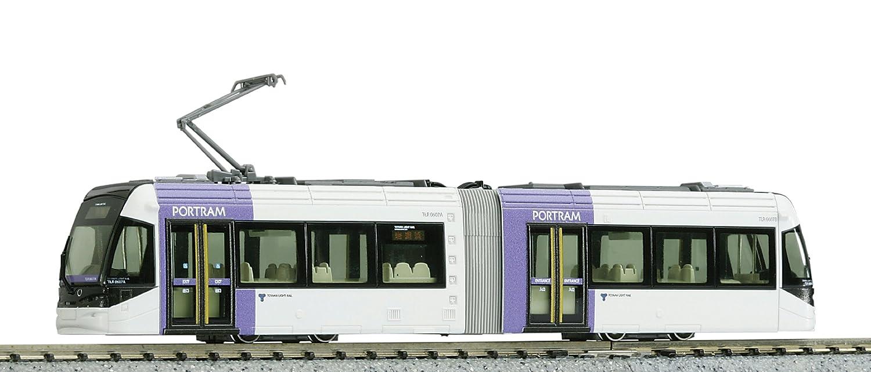 KATO Nゲージ 富山ライトレール TLR0607 紫 14-801-2 鉄道模型 電車 B004UE3DQK