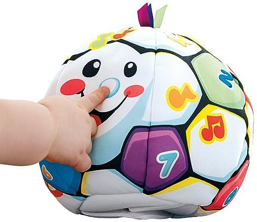 129 opinioni per Fisher Price BMJ23- Palla Interattiva Gioca e Impara