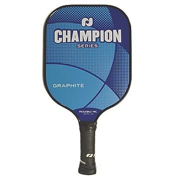 Amazon.com : Champion Graphite Pickleball Paddle-NEW Design ...