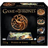 4D Cityscape 4D Game of Thrones : Essos Time Puzzle (1400 Piece)