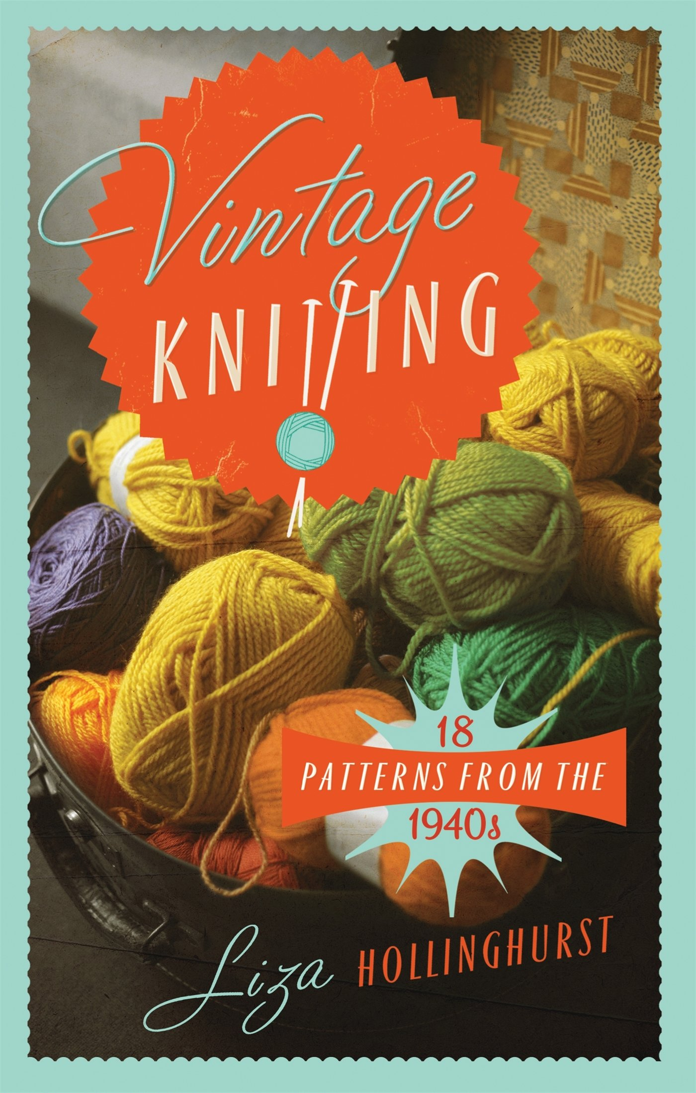 Vintage Knitting: 18 Patterns from the 1940s (Old House): Amazon.co ...