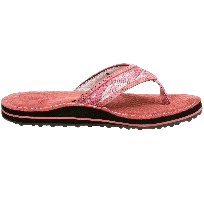 Buy Clarks Privo Women's Bon Bon 2 Flip Flop, Rose, 11 M at