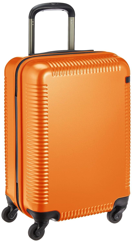 [エース] ace. 日本製スーツケース ウィスクZ 48cm 32L 2.9kg 機内持込可 サイレントキャスター  オレンジ B01BGLHH4S
