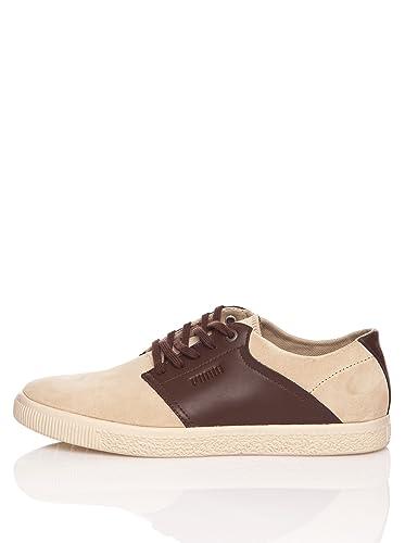 Schuhe Clyde Sneaker Puma Nmq Gr44 Khaki uZPXki