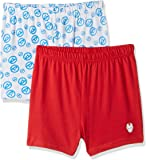 Marvel Boys' Shorts (Pack of 2)