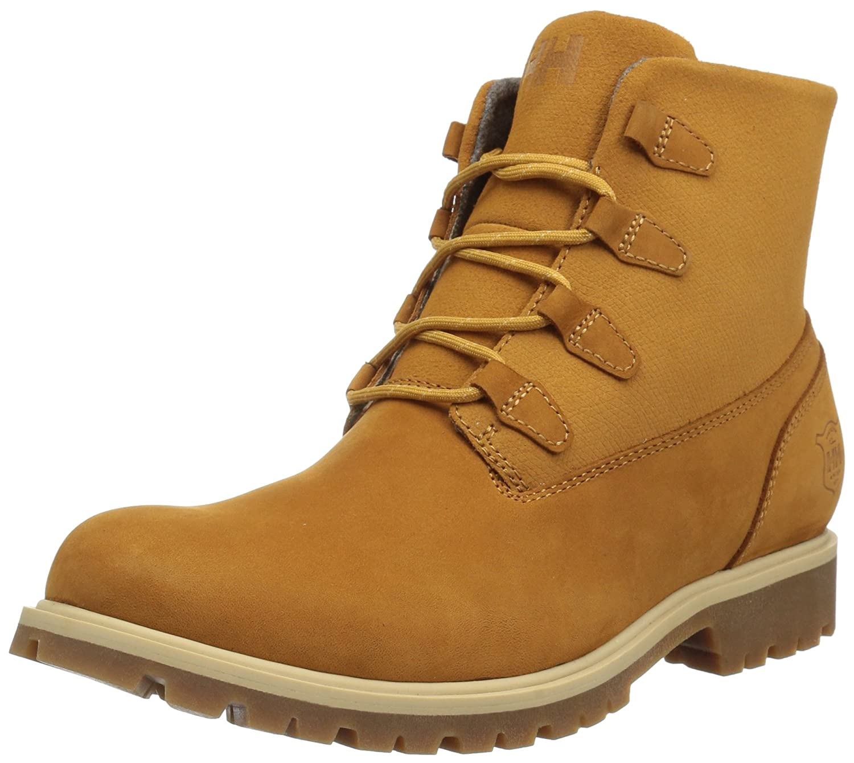 Helly Hansen Women's Cordova Snow Boot, Black/Ebony/Sperry Gum, 8 M US B01MUVHI38 8 B(M) US|Honey Wheat/Oak Buff/M