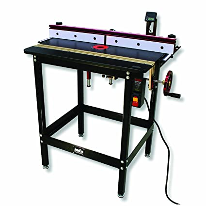 Jessem mast r lift excel ii included complete router table system jessem mast r lift excel ii included complete router table system greentooth Image collections