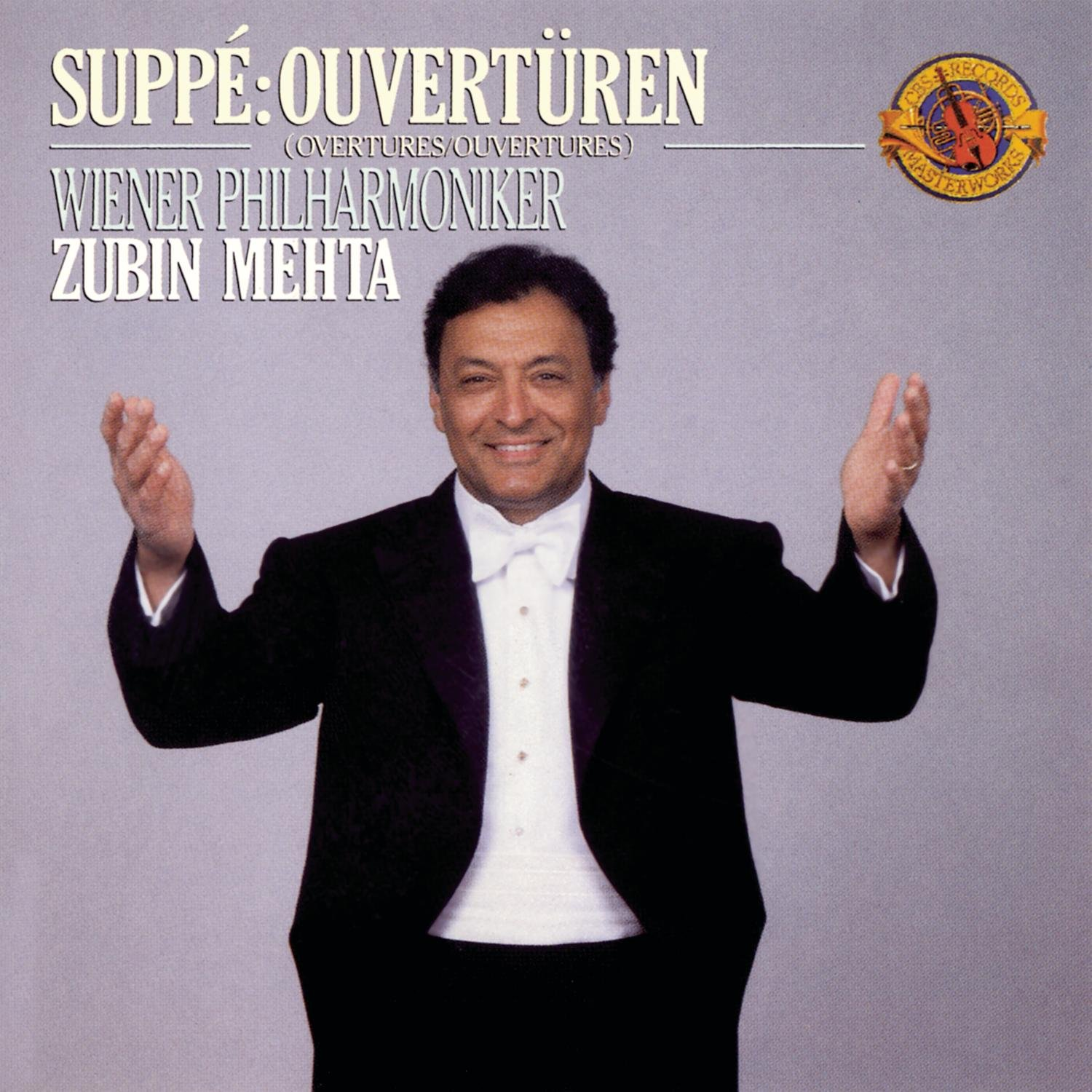 Suppe: Overtures by Bauer