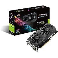 Asus STRIX-GTX1050TI-O4G-GAMING GeForce GTX 1050Ti, 4GB, HDMI 2.0, DisplayPort 1.4, OC Edition