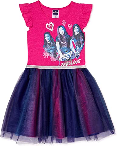 Disney Descendants Girls T-Shirt and Skirt Set