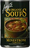 Amy's Organic Soups, Low Fat Minestrone, 14.1 Ounce