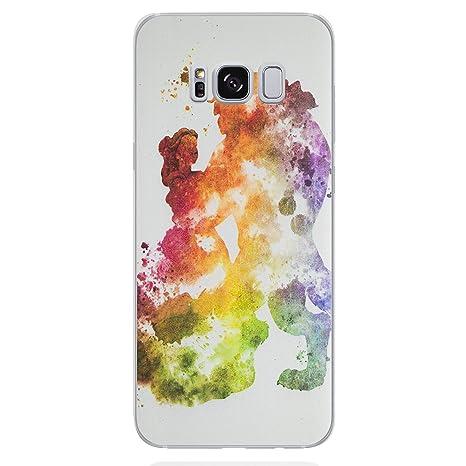 coque galaxy s6 silicone disney