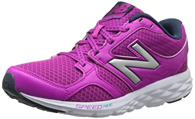 New Balance Women\u0027s W490V3 Running Shoe, Pink/Grey, ...