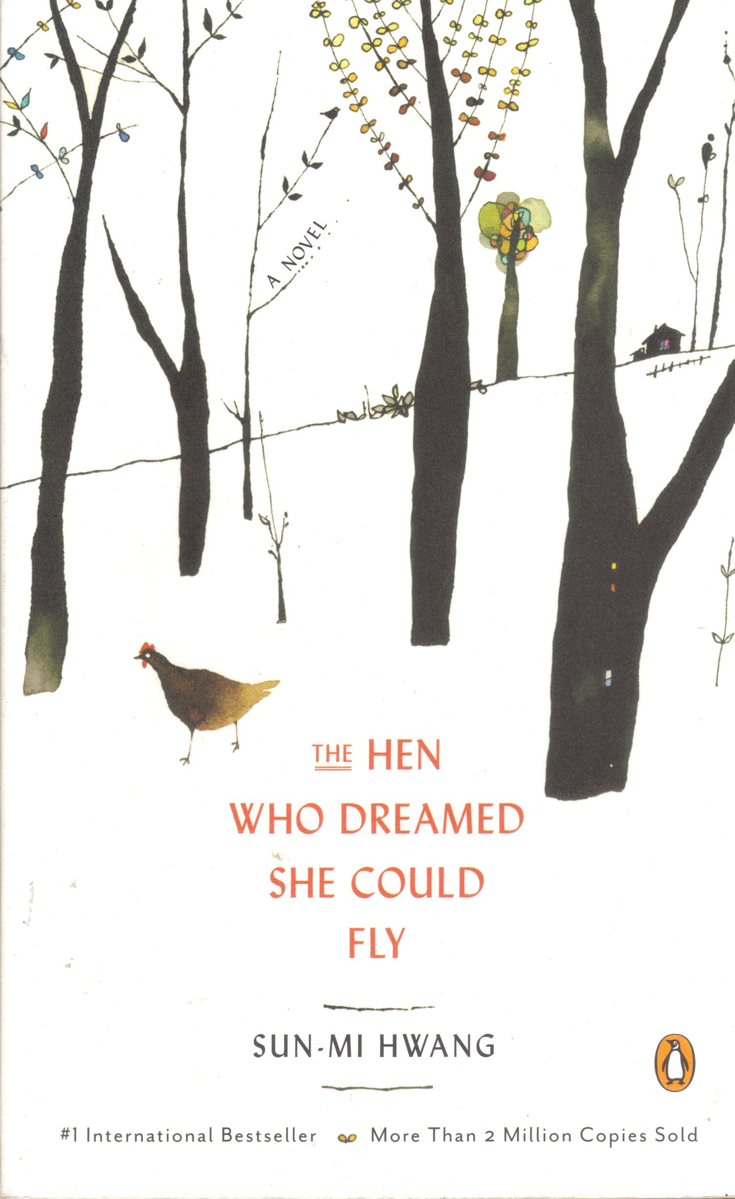 Read Online Hen Who Dreamed She Can Fly pdf epub