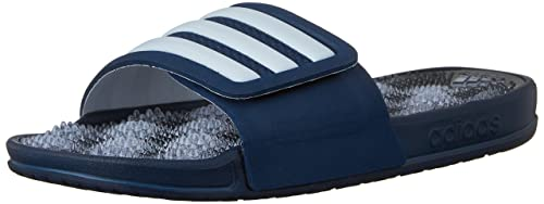 adidas Women s Adissage 2.0 Stripes Slides  Amazon.ca  Shoes   Handbags fd56c96cf