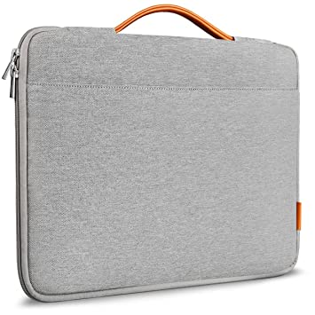Inateck MacBook 12 Inch Sleeve Case Bag Briefcase for 12-Inch New Macbook with Retina Display, Light Gray