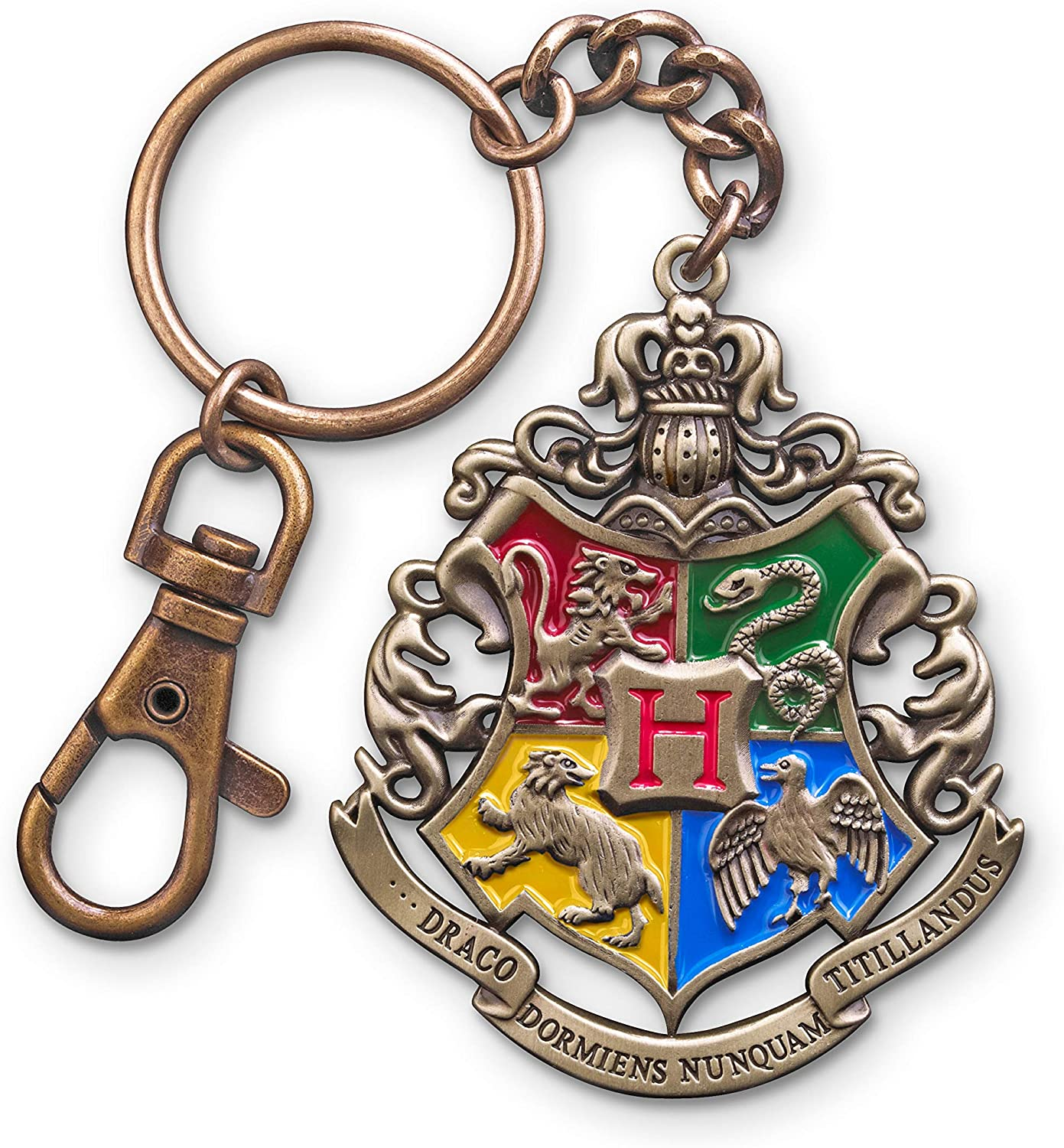 Large HARRY POTTER keyring