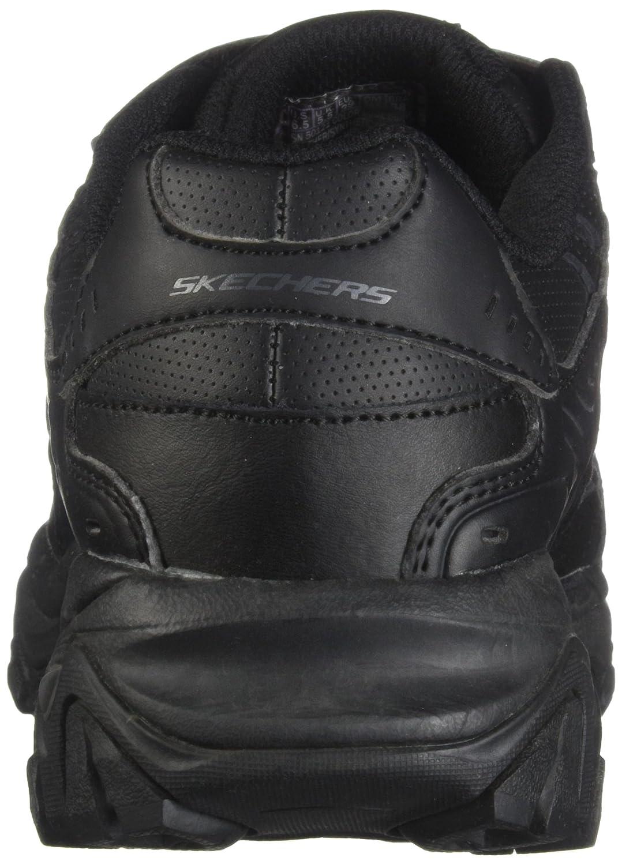 Skechers-Men-039-s-After-Burn-Memory-Fit-Strike-Off-Lace-Up-Sneaker thumbnail 12