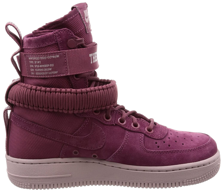 6887815dc88a4 Nike W SF AF1 FIF - AJ1700-600 - Size W6.5 -: Amazon.co.uk: Shoes & Bags