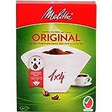 فلاتر القهوة 4 × 1 اورجينال من ميليتا - 40 فلتر
