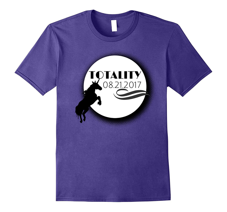 Totality Solar Eclipse Summer August 21st 2017 T Shirt-Art