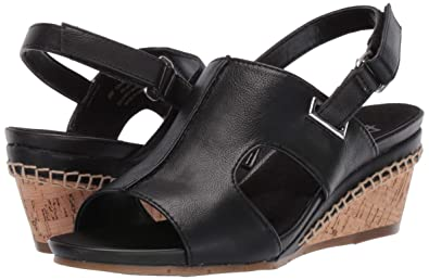 749a2fe3418e Amazon.com  Aerosoles Women s Pound Cake Wedge Sandal  Shoes