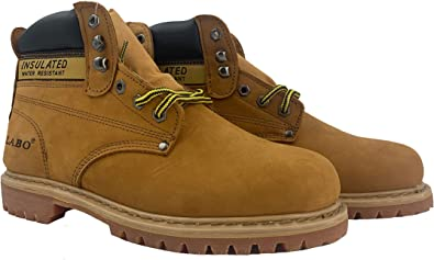 LABO Men's Genuine Leather Work