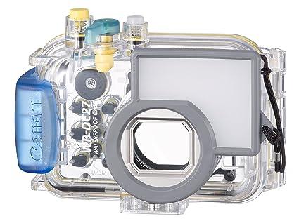 Canon Waterproof Case WP-DC27 Carcasa submarina para cámara ...