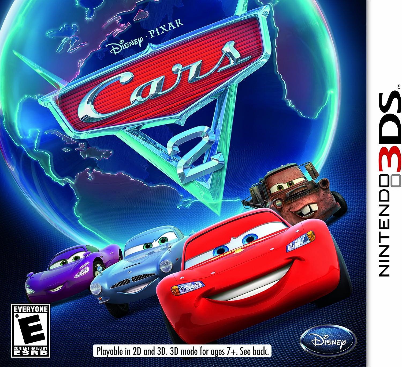 Amazon com cars 2 3ds nintendo 3ds disney interactive distri video games